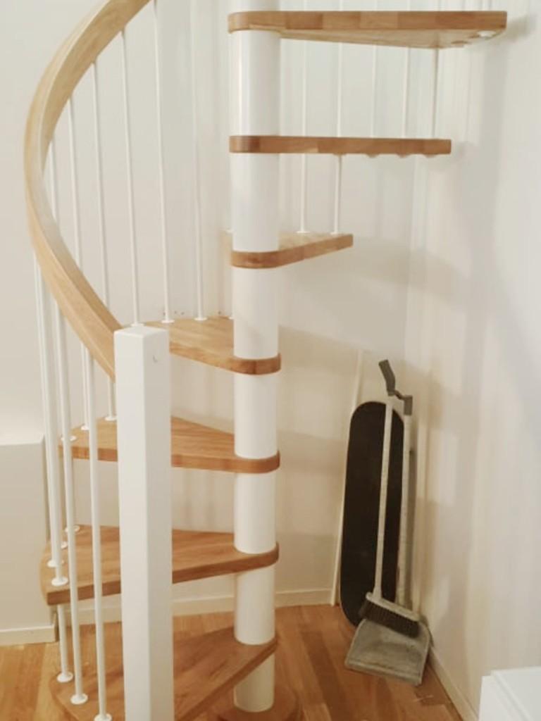 spiraltrapp - trappeksperten.no